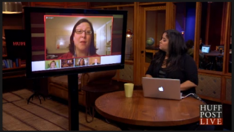 The Infertility Voice on HuffPost Live
